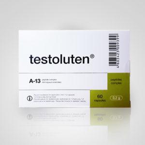 Тестолутен, пептиды, репродуктивная система