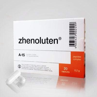 Женолутен 20, пептиды, половая система
