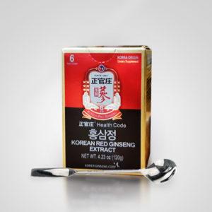 Корейский красный женьшень экстракт 120 г